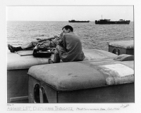 Aboard LST [Landing Ship, Tank], Disturbing Thoughts